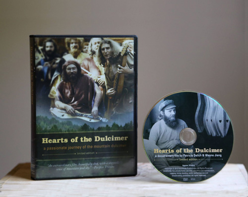 Hearts of the Dulcimer DVD