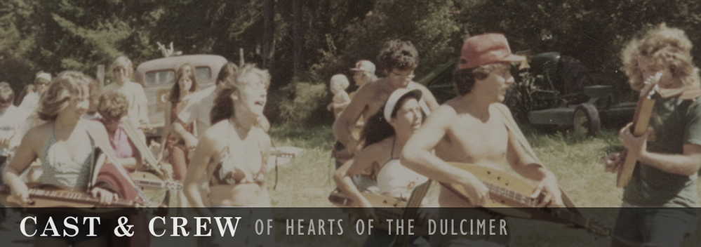 Cast & Crew of Hearts of the Dulcimer banner