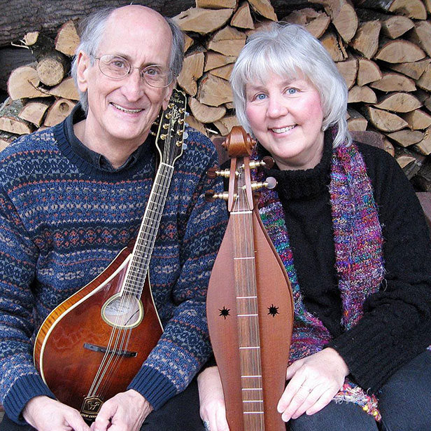 Stay Home and Play Dulcimer: with Heidi Muller and Bob Webb